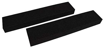 XCEL - Power Block Black Scruff Pad Sanding Block, Various Sizes to Choose From