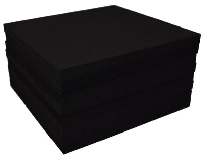 XCEL Craft Foam Pads Furniture Pads Acoustic Studio Squares 6