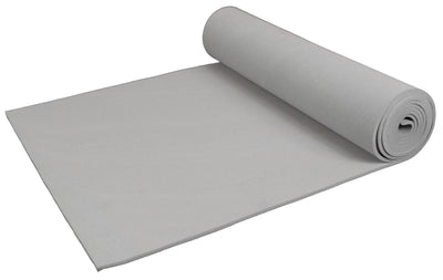 XCEL Extra Soft Cosplay Craft Foam Roll, Grey, Size 54 Inch x 12 Inch x 1/8 Inch