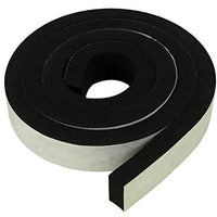 XCEL - Weather Stripping Foam Seal Tape, Various Sizes to Choose from