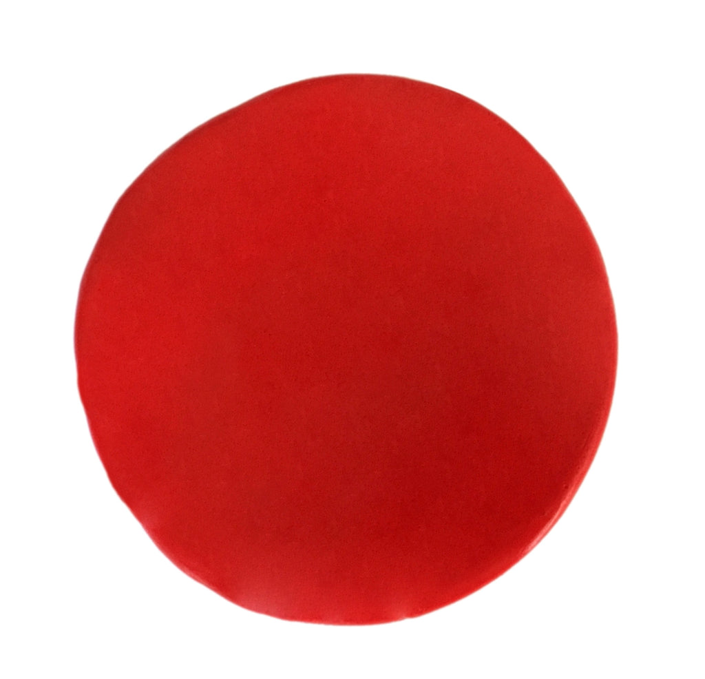 Versimold Deep Red Moldable Silicone Rubber Putty