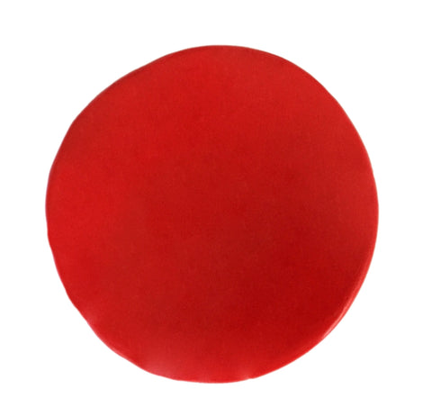 Red Versimold Moldable Silicone Rubber - 1/3 Lbs. Puck