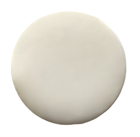White Versimold Moldable Silicone Rubber - 1/3 Lbs. Puck