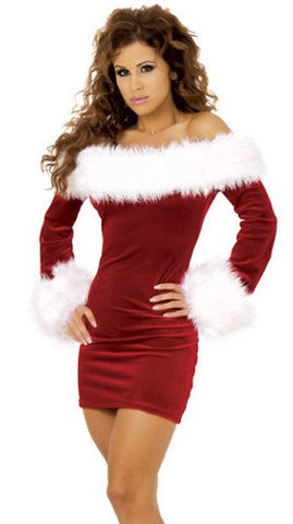 Sultry Christmas Dress
