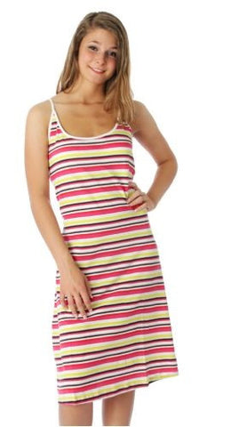 Multi Stripe Sun Dress