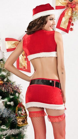 Lollipop Christmas Costume