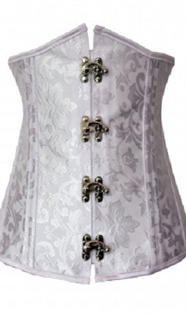 Brocade Under-bust Corset
