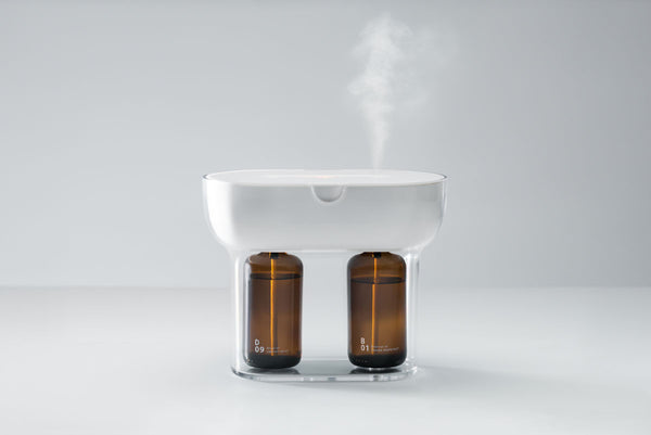 Duo Diffuser, by @aroma - Exclusively at Rested Sleep Engineering