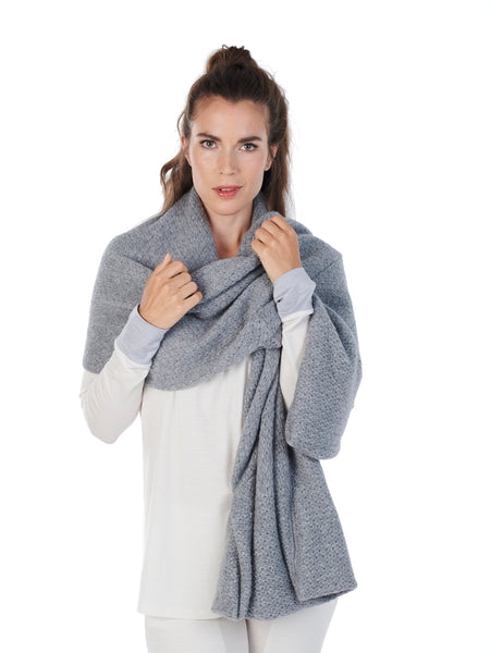 Women's Blanket Scarf