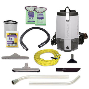 ProVac FS 6 Backpack w/ Restaurant Tool Kit and Starter Bundle Kit