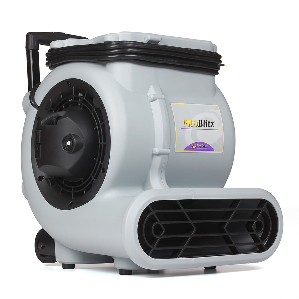 ProTeam 107596 ProBlitz XP Air Mover w/ Telescoping Handle and Daisy Chain