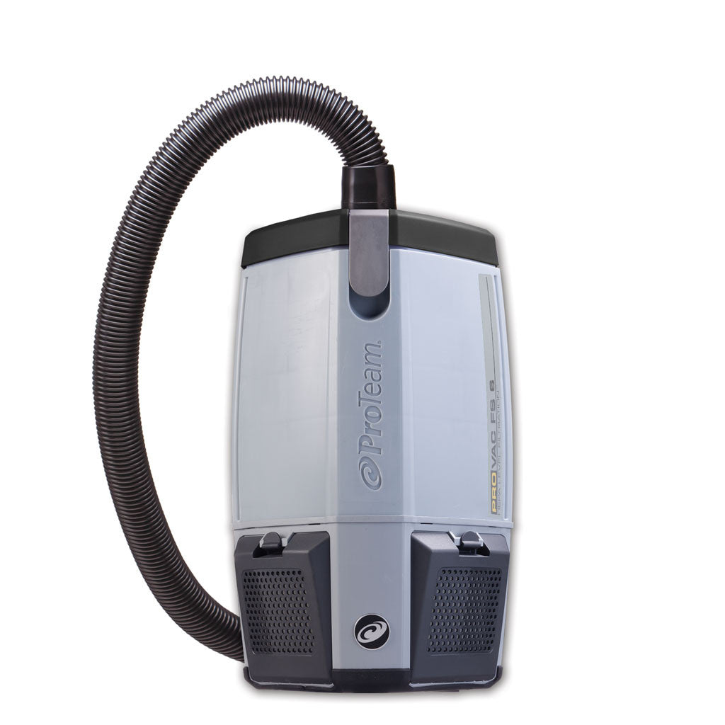 ProTeam 107363 ProVac FS 6 Backpack Vacuum