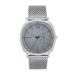 Skagen Watch at Amber Bay Stainless Steel Mesh