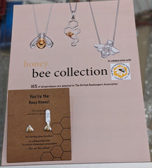 The Bee Collection Earrings Studs