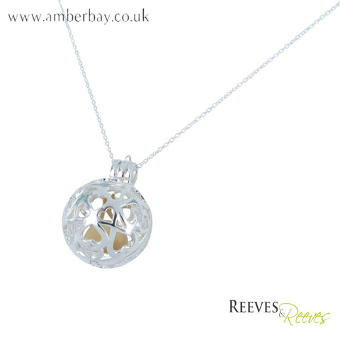 Reeves and Reeves Perfume Ball Pendant