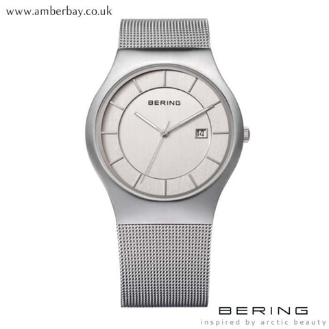 Gents Bering Classic Watch 11938-000 at Amber Bay