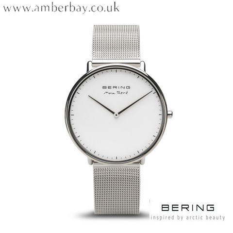 Bering Gents Max Rene Milanese Watch 15738-004