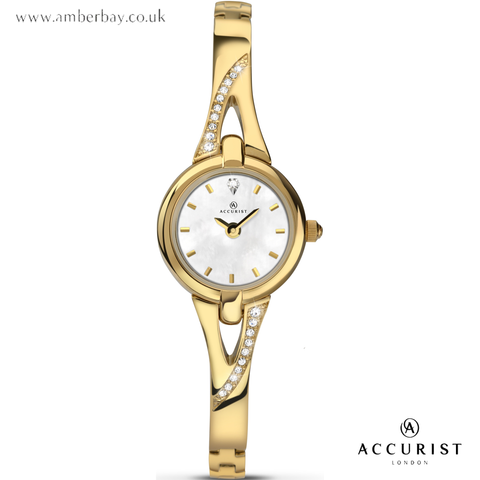 Accurist Ladies Dress Watch 8039