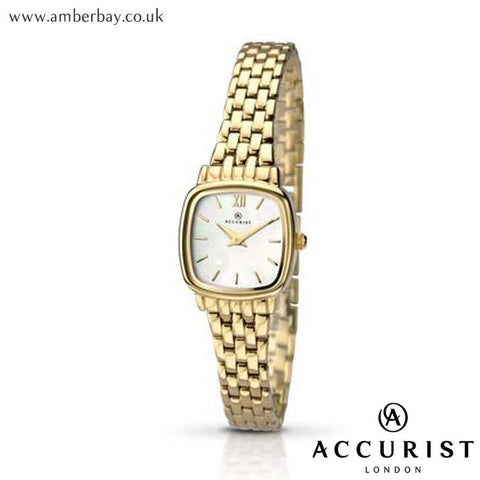 Ladies Classic Accurist Watch 8068 at Amber Bay