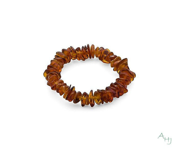 Amber Childrens Anklet/Bracelet BS159 at Amber Bay
