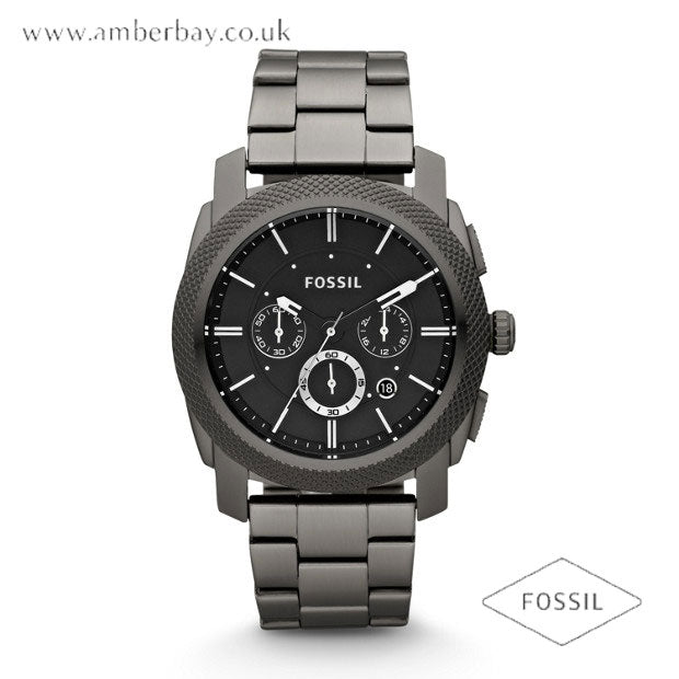 Fossil FS4662 Gents Stainless Steel Strap Machine Watch
