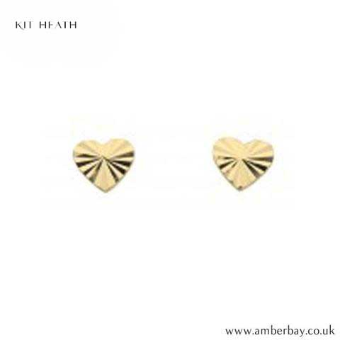 c4f7cba93 Sold Out Gold Plated Heart Studs 48227GP Kit Heath