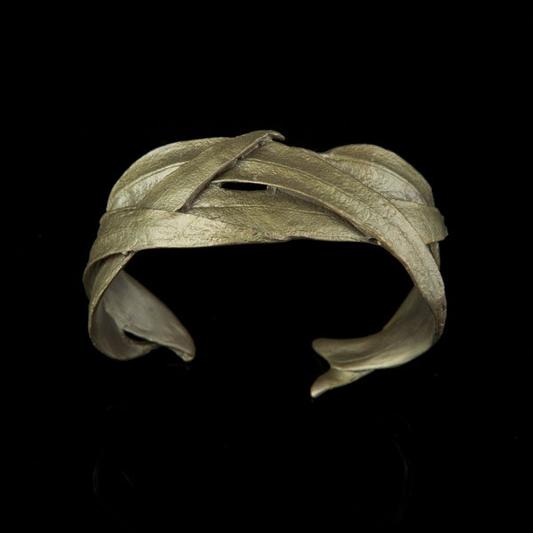 Michael Michaud Eucalyptus Cuff Bangle
