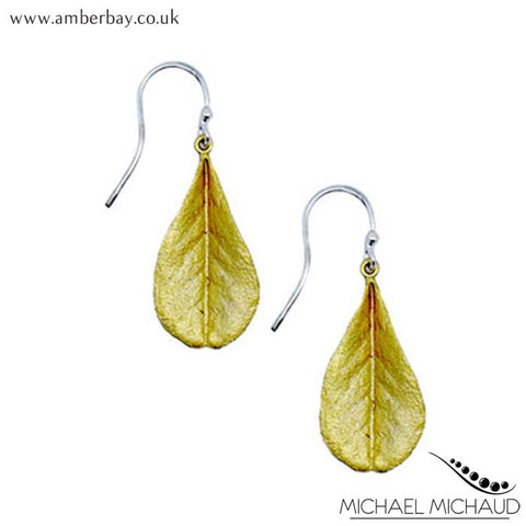 Michael Michaud False Indigo Earrings at Amber Bay