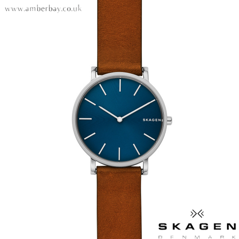 Skagen Gents Hagen Stainless Steel Watch SKW6474