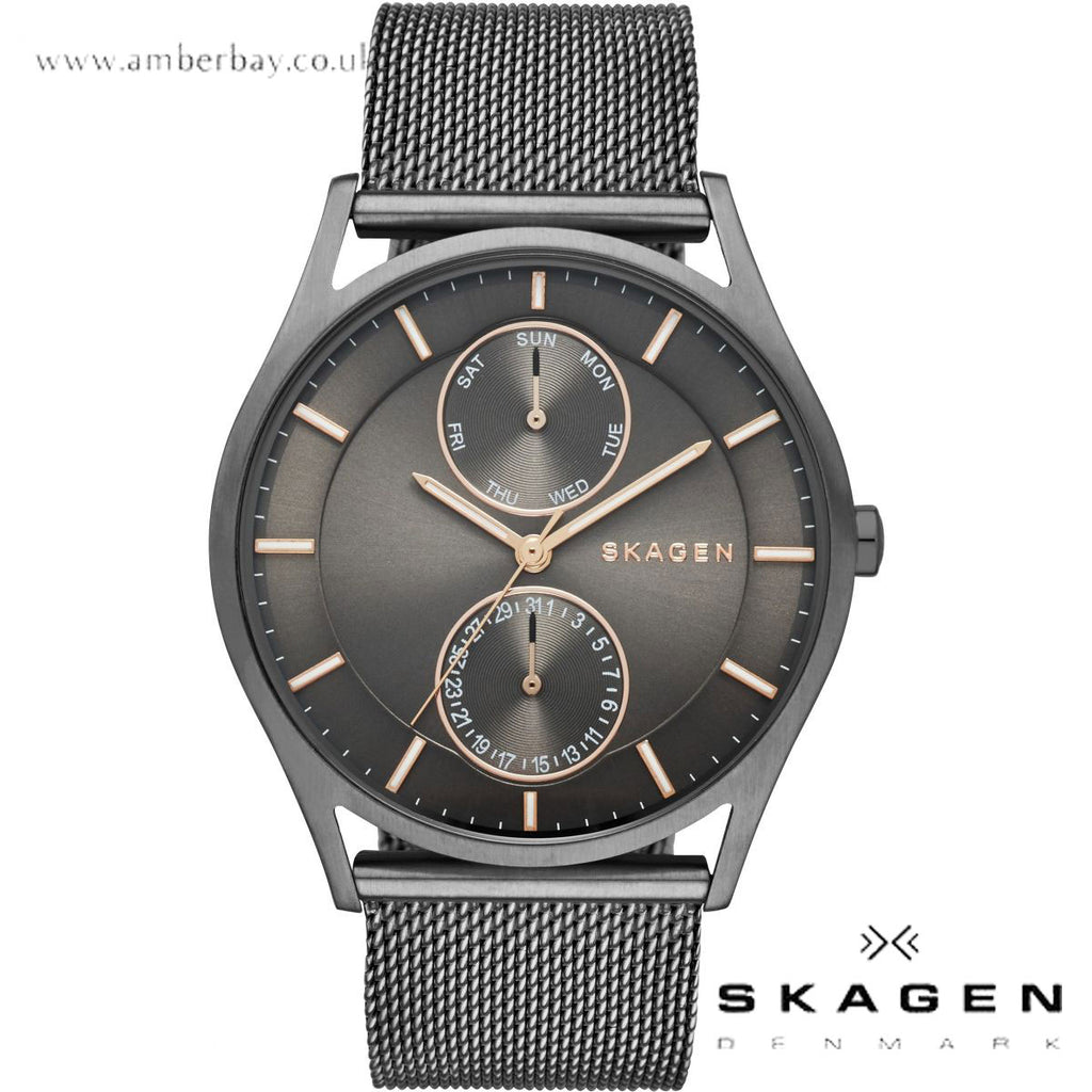 Skagen Holst Gents Mesh strap Watch SKW6180