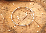 Brass Twig Bangle - Curious Magpie Jewellery - 3