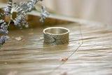 Silver Leaf Ring - Curious Magpie Jewellery - 2