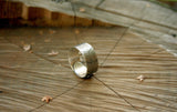 Silver Leaf Ring - Curious Magpie Jewellery - 4