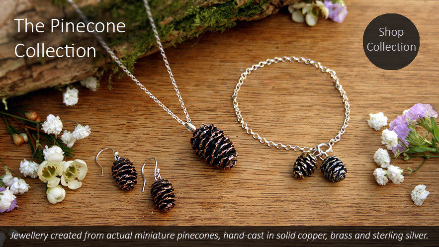 Curious Magpie Pinecone Collection