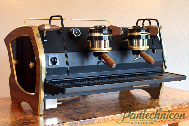 Pantechnicon Custom La Marzocco Strada EE for SCAA 2014