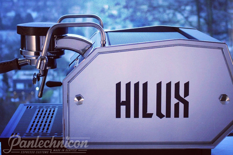 Pantechnicon Custom La Marzocco GS3 AV for Hilux
