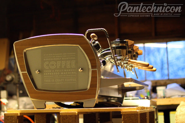 Pantechnicon Custom Strada 3EE for Whole Foods Market, Dallas