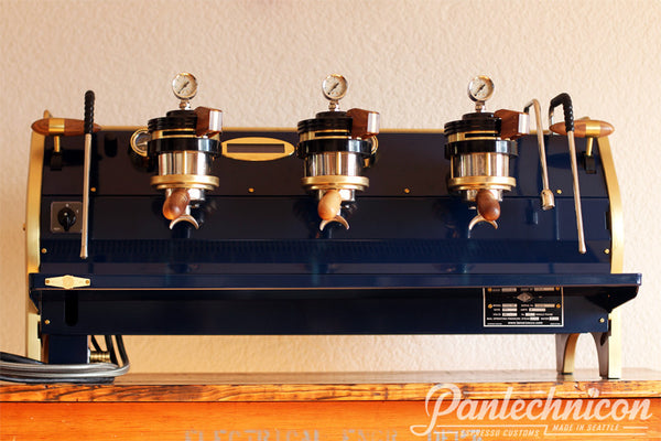 Pantechnicon Custom La Marzocco Strada for Mañana