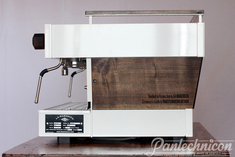 Pantechnicon Custom La Marzocco Linea PB for Spencer's Coffee