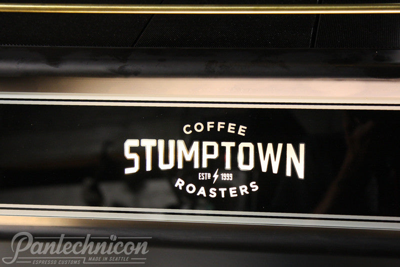 Pantechnicon Custom Strada for Stumptown LA