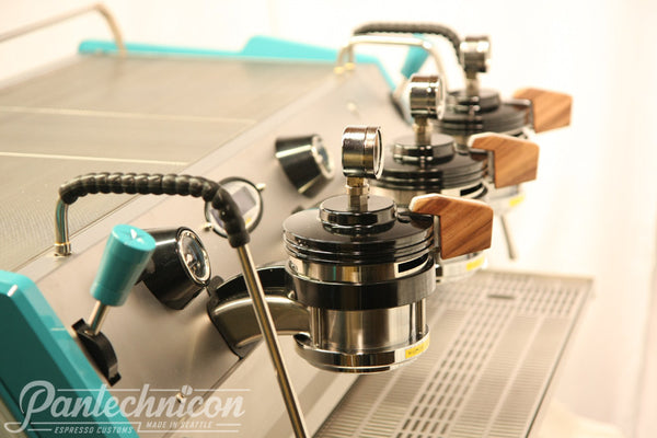 Pantechnicon Custom La Marzocco Strada EE for Whole Foods Flagship