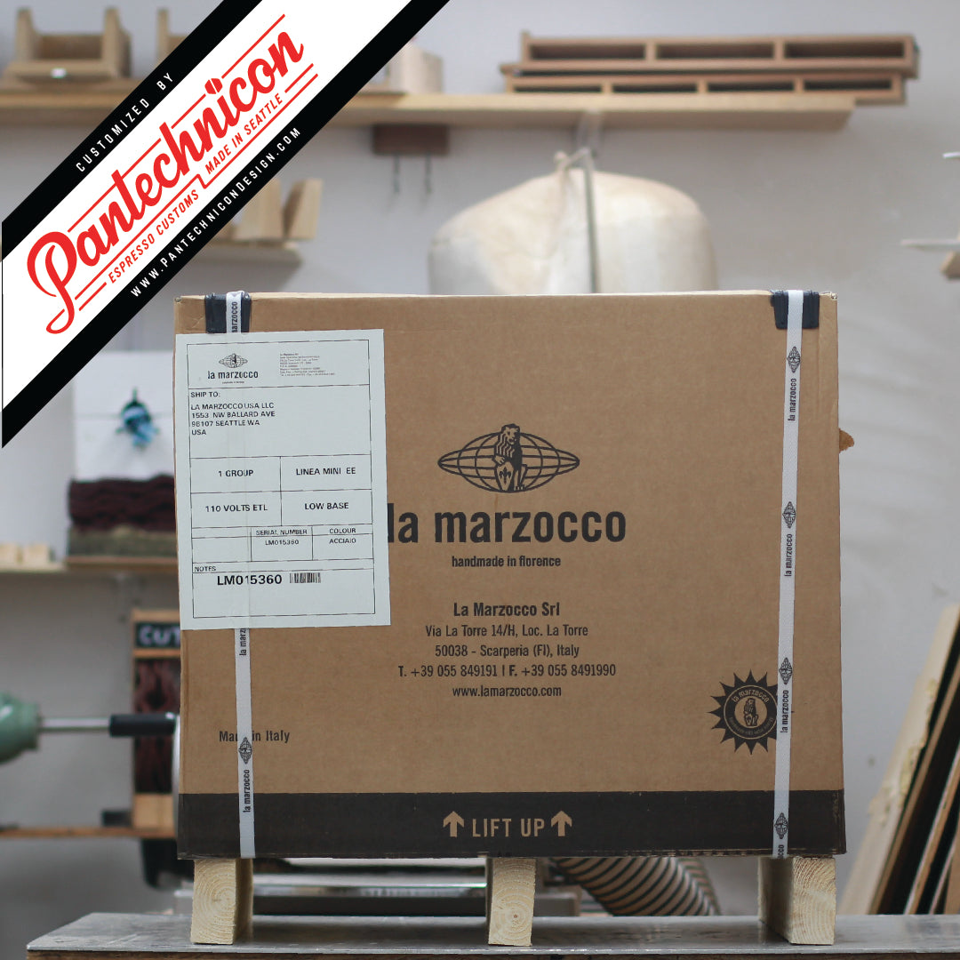 Pantechnicon Maker's Choice #2 Linea Mini