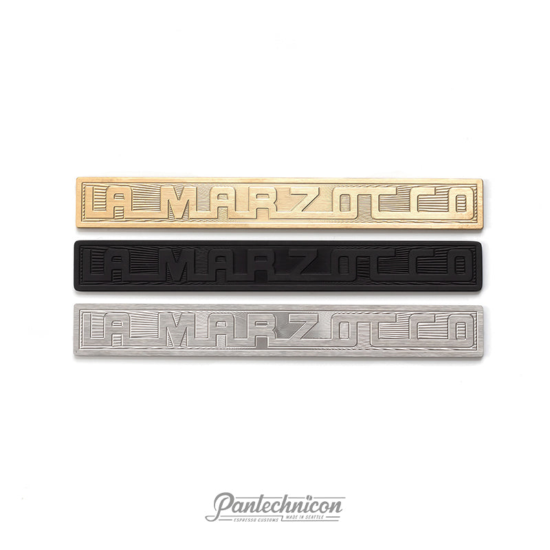 Logo Badge for La Marzocco Linea Mini