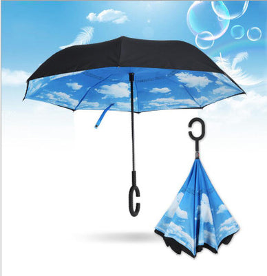 Double Layer Reverse Umbrella - FREE SHIPPING