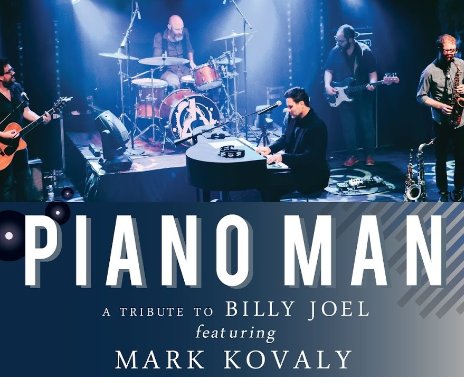 Piano Man - A Tribute to Billy Joel