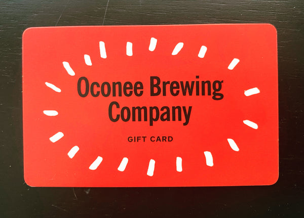 OBC gift card