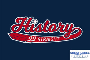 """History"" Long Sleeve Tee - 22 Straight"