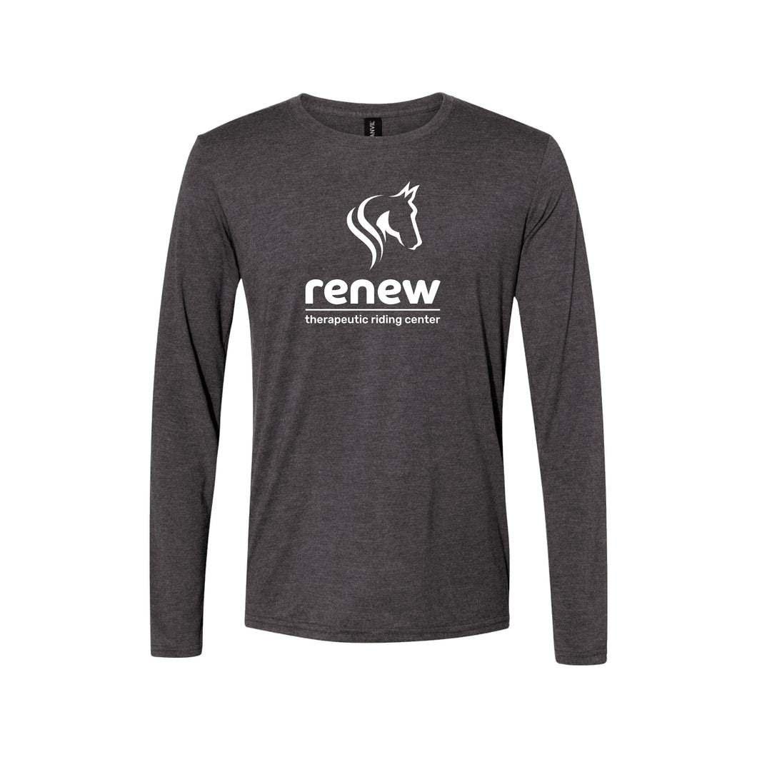 Renew - Adult Tri-Blend Long Sleeve Tee