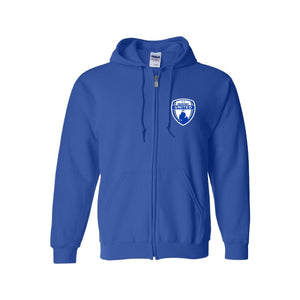 Midwest United Blend Full Zip Hoodie