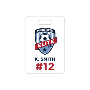 Midstate Elite Bag Tag